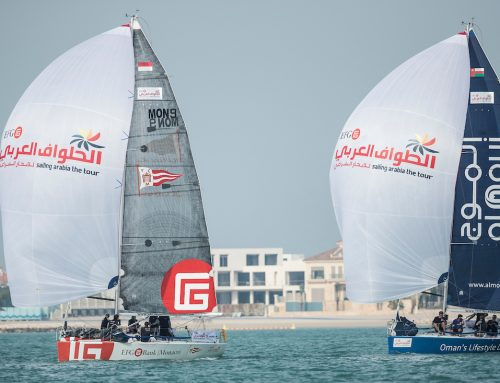 Offshore element of EFG Sailing Arabia – The Tour to conclude with double-pointer to Dubai