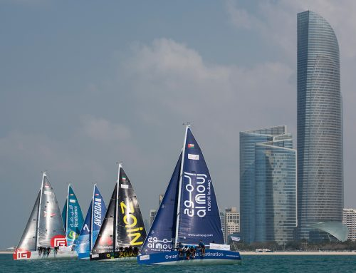 Pressure rises as EFG Sailing Arabia – The Tour enters penultimate stage
