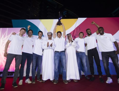 EFG Bank Monaco crowned EFG Sailing Arabia – The Tour winners for fourth time