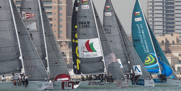 Qatar Inport Racing 2015