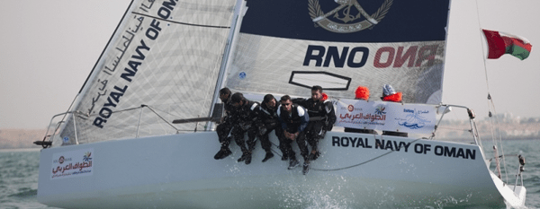 Team Royal Navy Oman joins in 2015