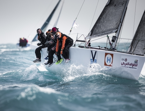 Team Delft Challenge to race EFG Sailing Arabia – The Tour for the fourth year