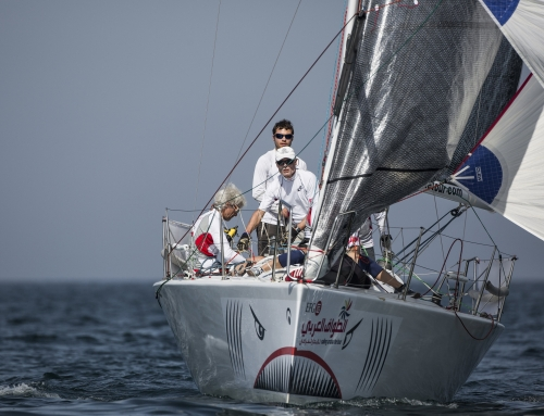 Bienne Voile set sights for points ahead of EFG Sailing Arabia – The Tour 2016