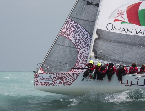 Oman Airports backs all-female entry in EFG Sailing Arabia –The Tour 2016