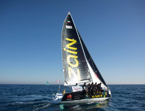 Team Zain aims to put big smiles on crew faces in 2017 EFG Sailing Arabia – The Tour