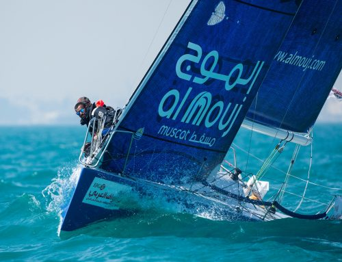 Team Al Mouj sets sights on victory in EFG Sailing Arabia – The Tour 2017