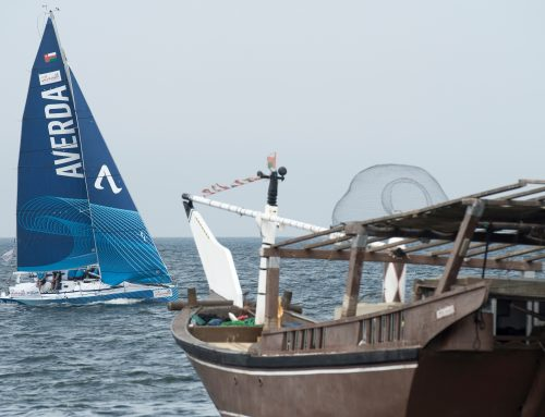 Team Averda focus on food in bid to nail their first EFG Sailing Arabia The Tour victory