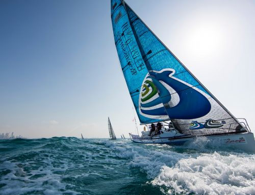 Team Renaissance aim for EFG Sailing Arabia – The Tour podium finish with all-star Omani crew