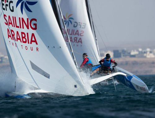 Averda move up EFG Sailing Arabia – the Tour rankings with Sur stadium win