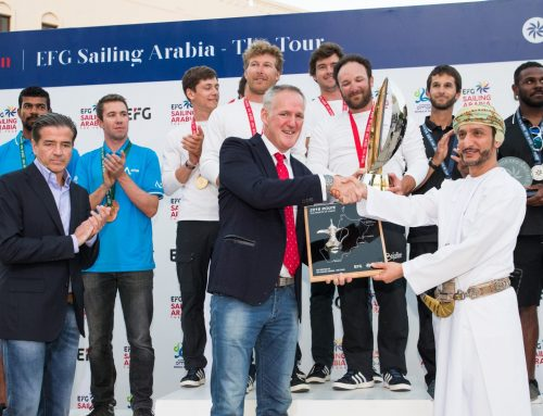 Beijaflore usurp EFG Bank Monaco to become new kings of EFG Sailing Arabia – The Tour