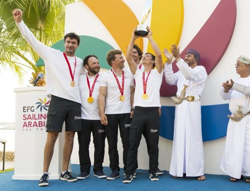 Beijaflore crowned EFG Sailing Arabia – The Tour champions for a second year in succession