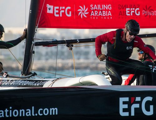 Beijaflore on the brink of victory ahead of EFG Sailing Arabia – The Tour's finale