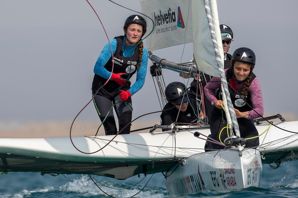 Tenth edition of EFG Sailing Arabia – The Tour opens in Salalah