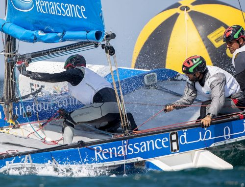 2020 EFG SAILING ARABIA – THE TOUR SET FOR THRILLING FINISH IN MUSCAT