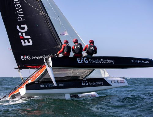 TEAM EFG BANK WINS SAILING ARABIA – THE TOUR IN OMAN